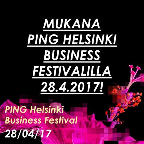 PING Helsinki Business Festival