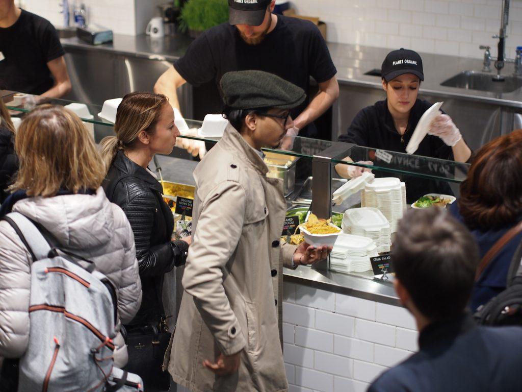 ravintolatärpit lontooseen