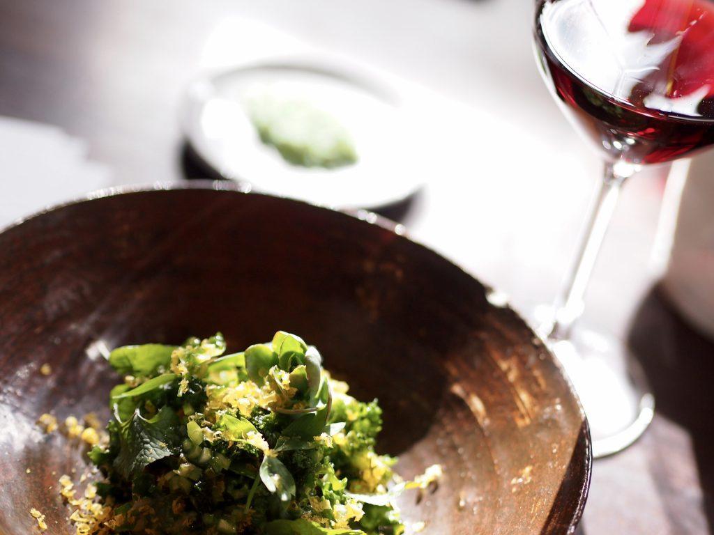 ravintola grön tartar