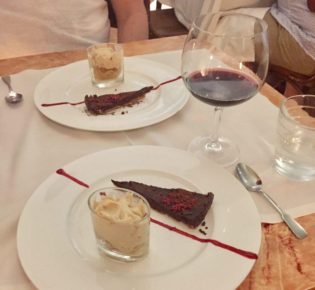 dessert algarabia