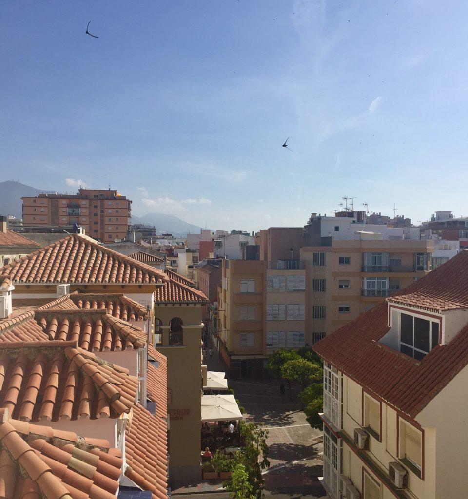airbnb fuengirola näkymä