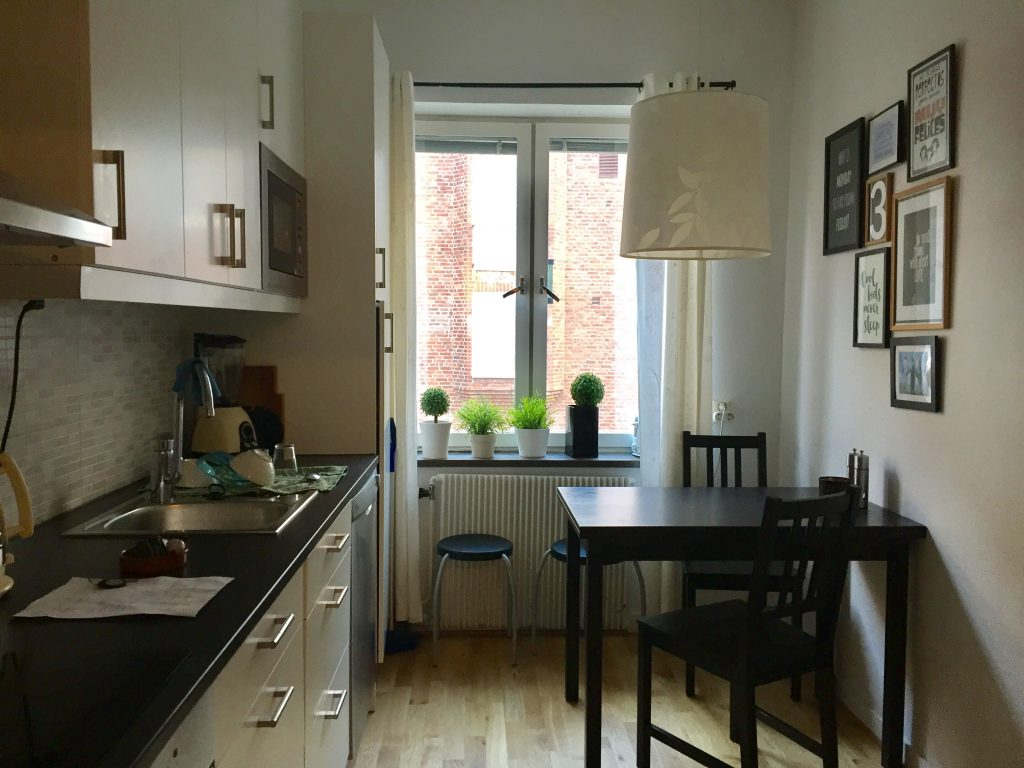 airbnb göteborg keittiö