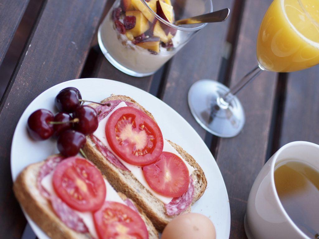 airbnb aamiainen madridissa