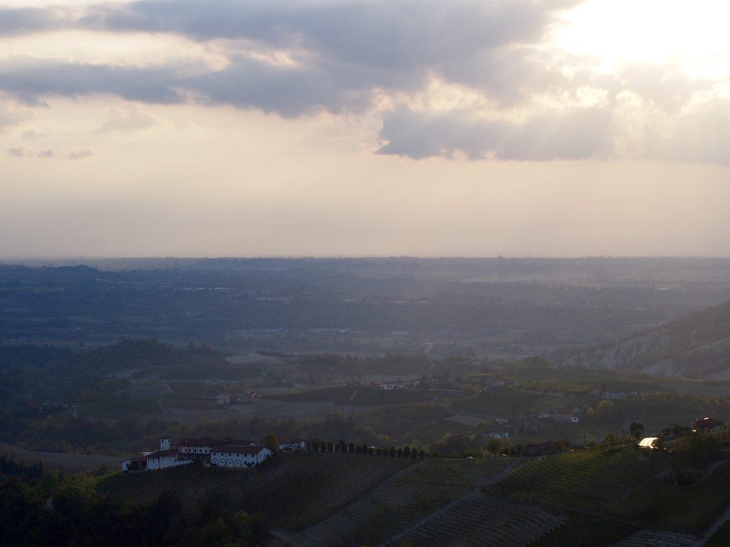 maisema Piemonte