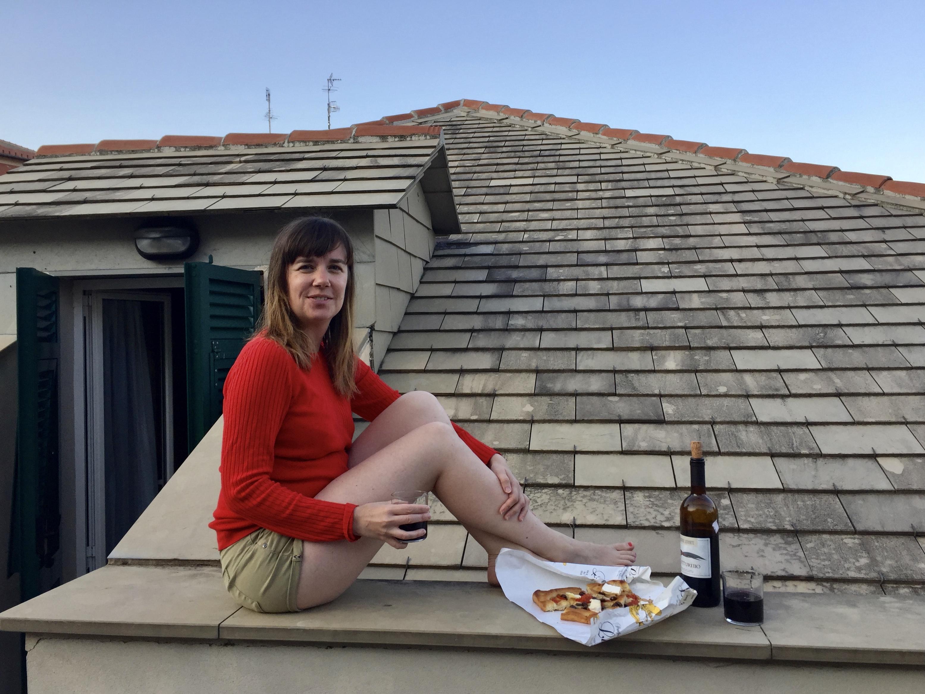 piknik hotellilla sestri levante