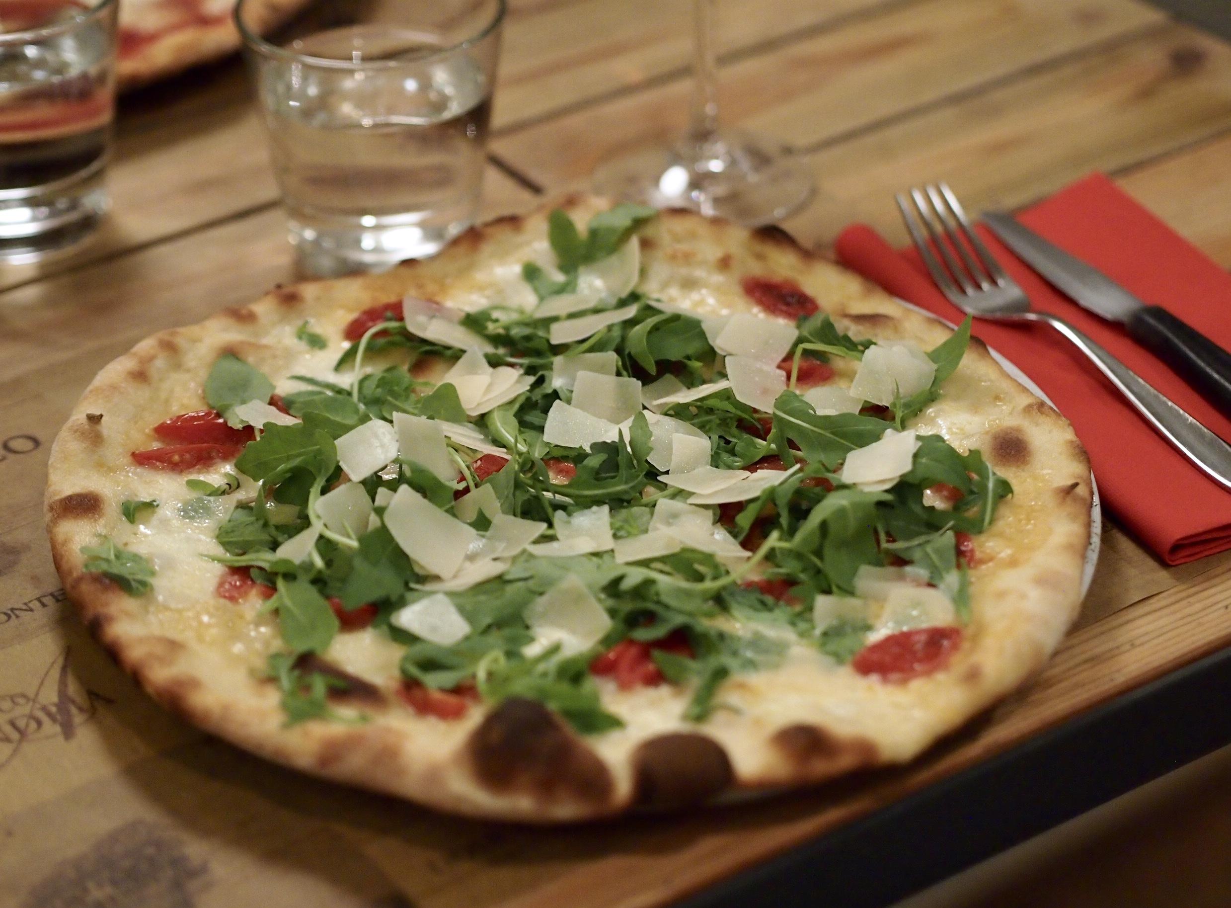 viimeisen illan pizza