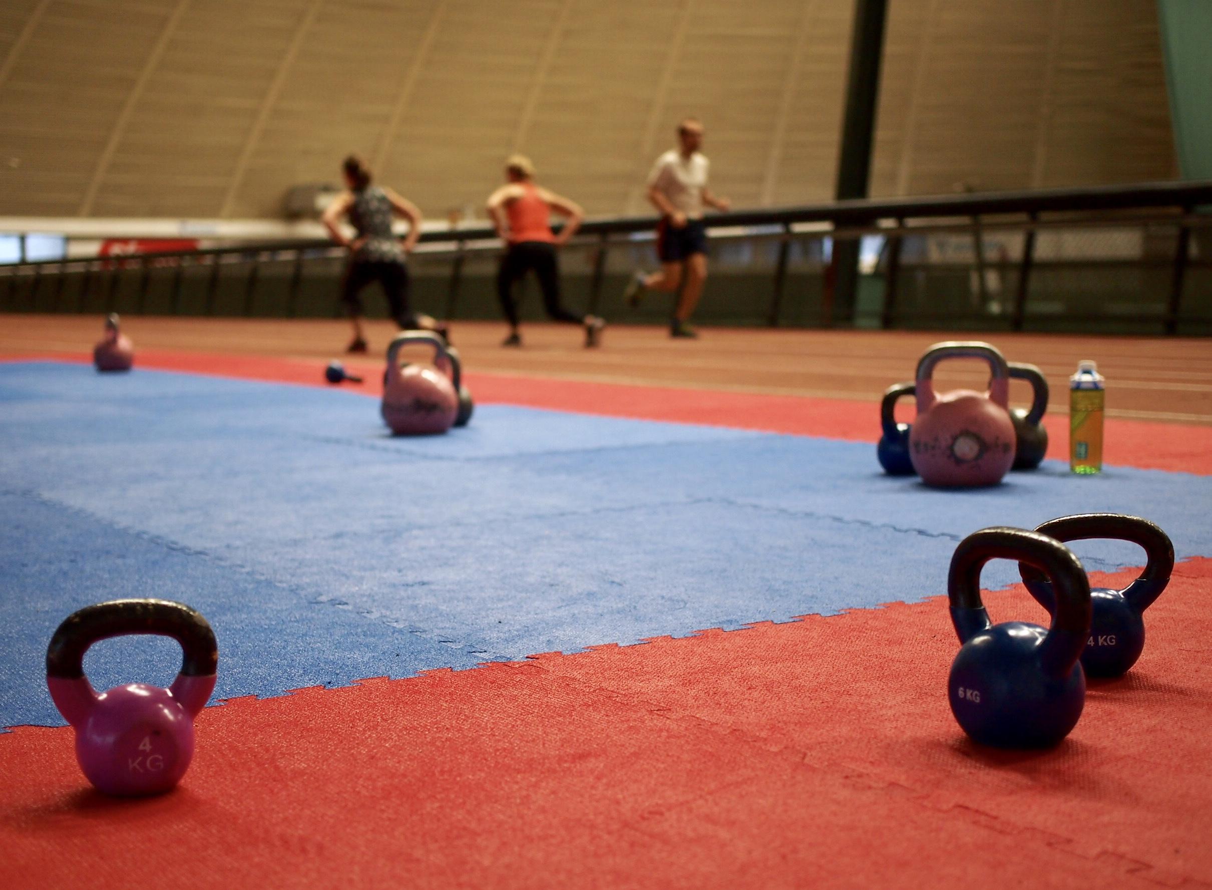 fitness-viikonloppu vierumäellä crosstraining