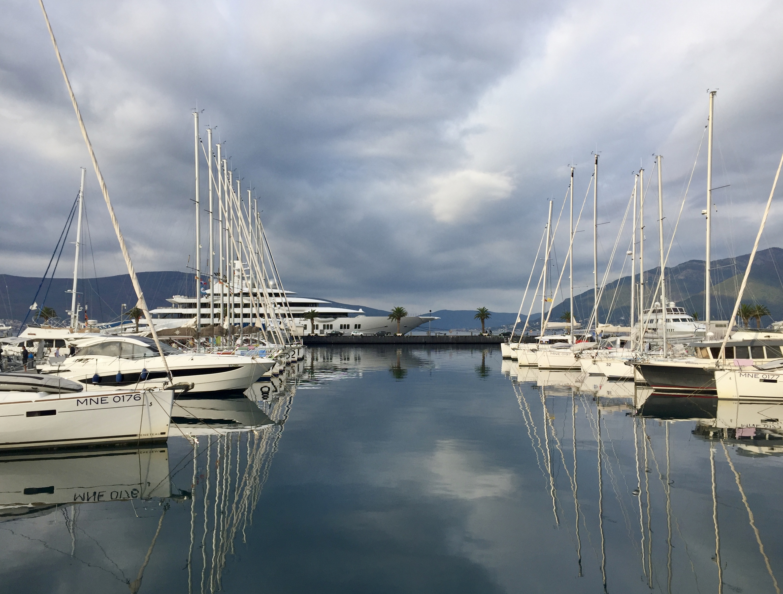 satama tivat Montenegro