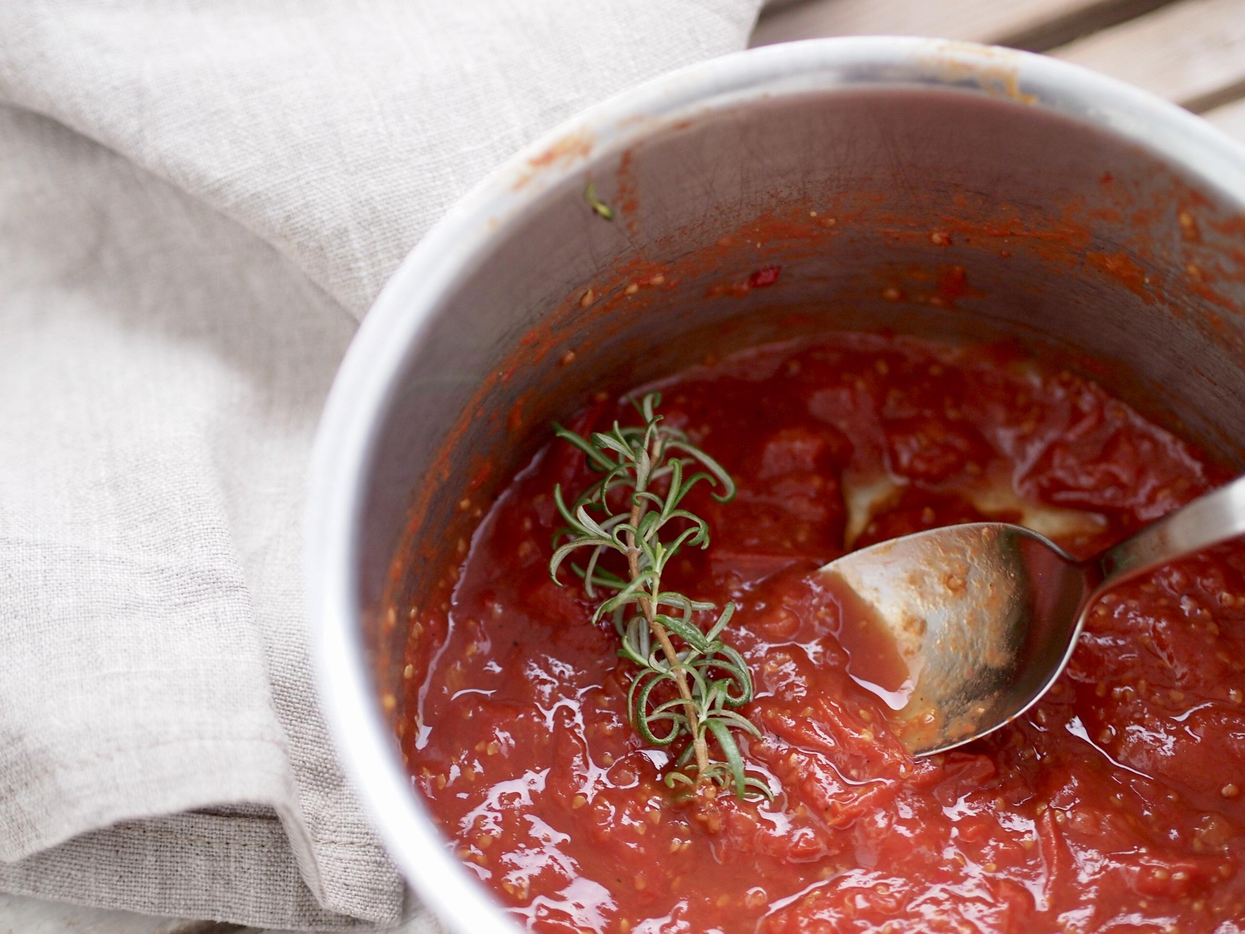 taivaallinen tomaattihilloke