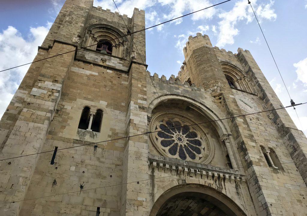 lissabonin katedraali