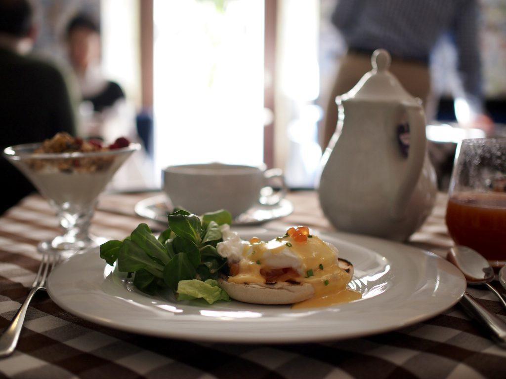 Santiago de Alfama aamiainen