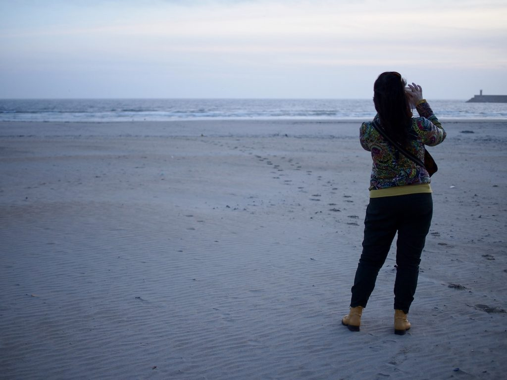 Matosinhos seaside