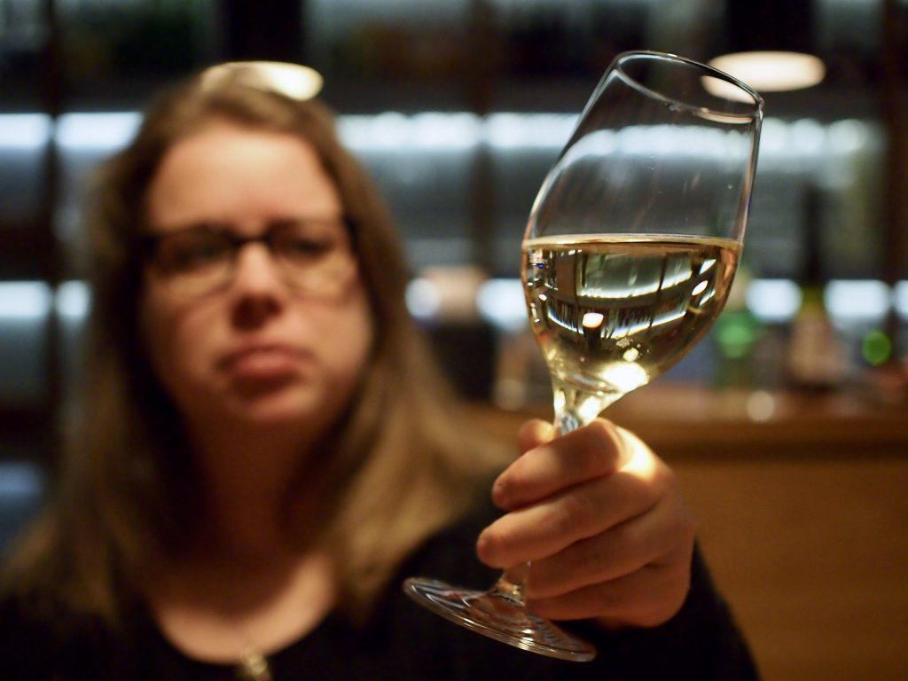 Bacalhau Porto wine
