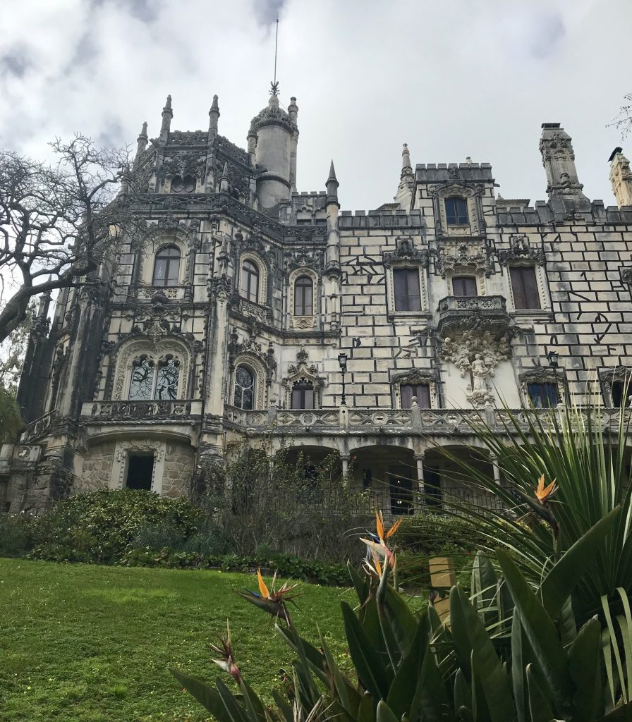 quinta do regaleira palatsi