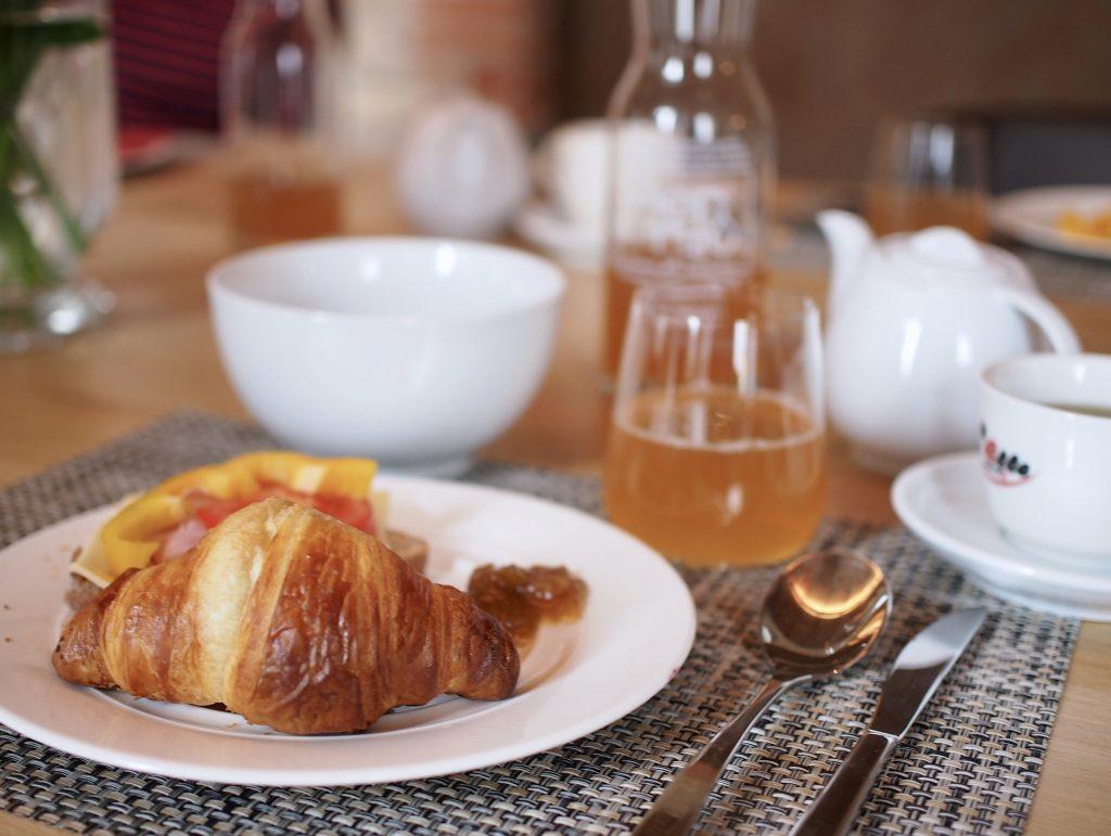 casa visette aamiainen
