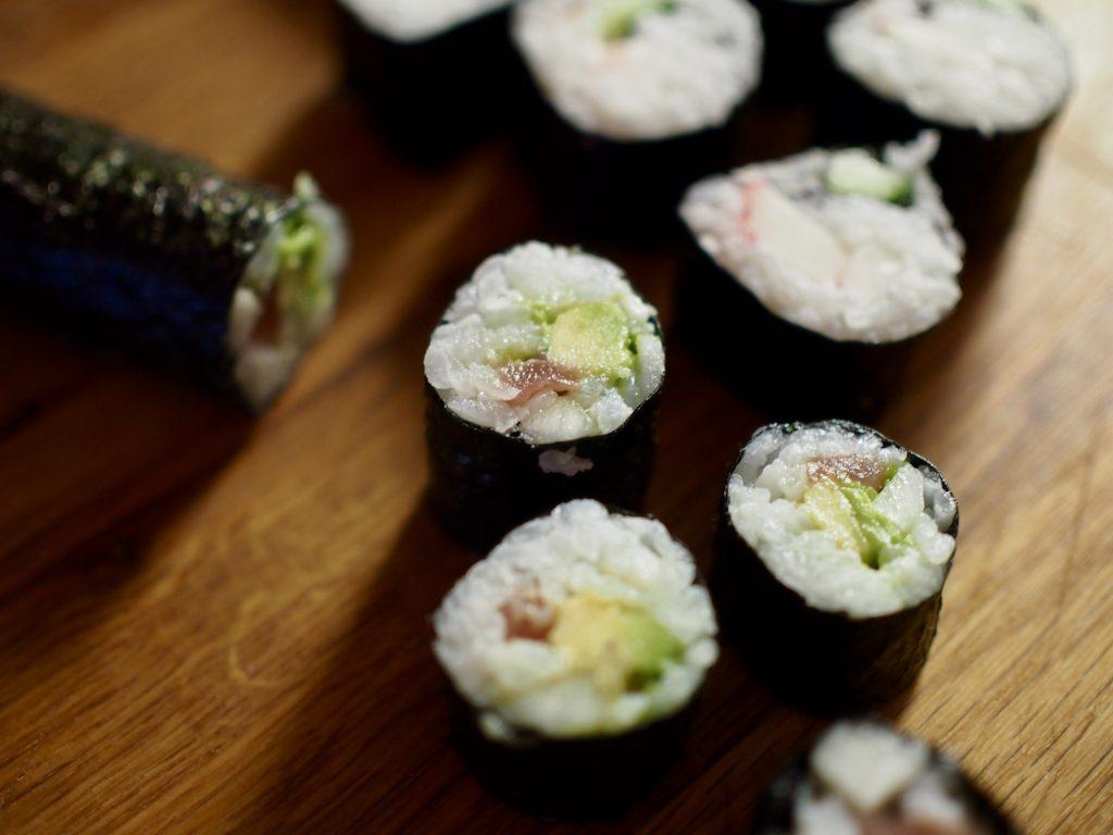 makirulla sushi