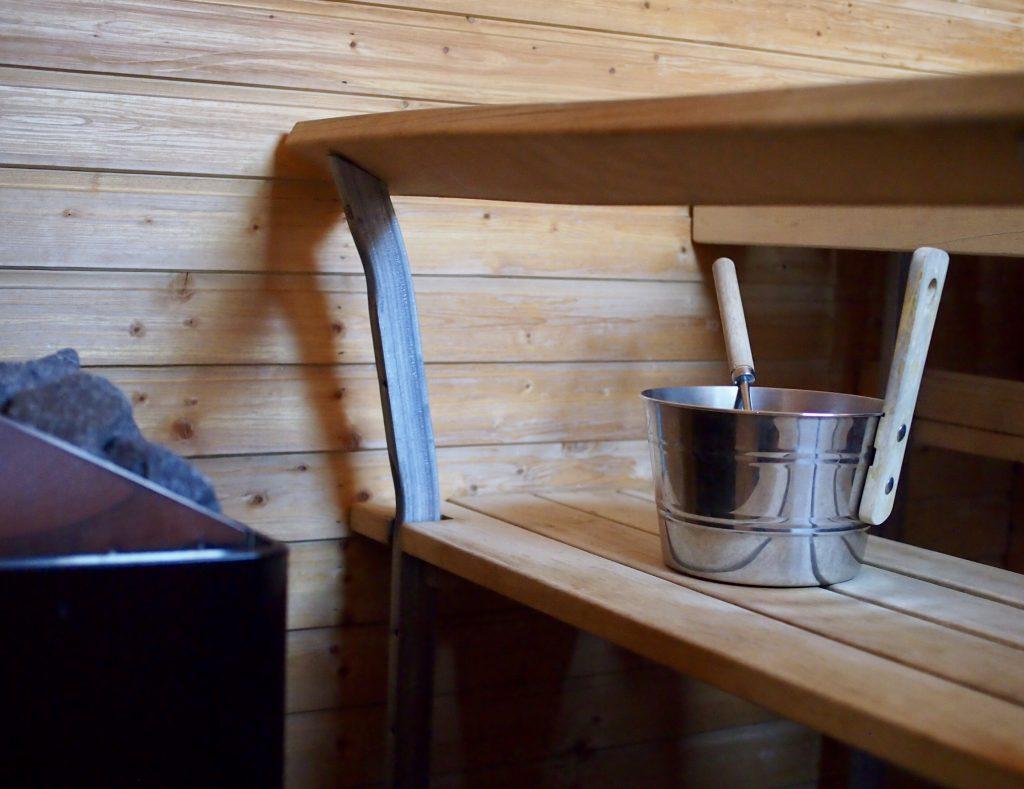 sallatunturin tuvat sauna