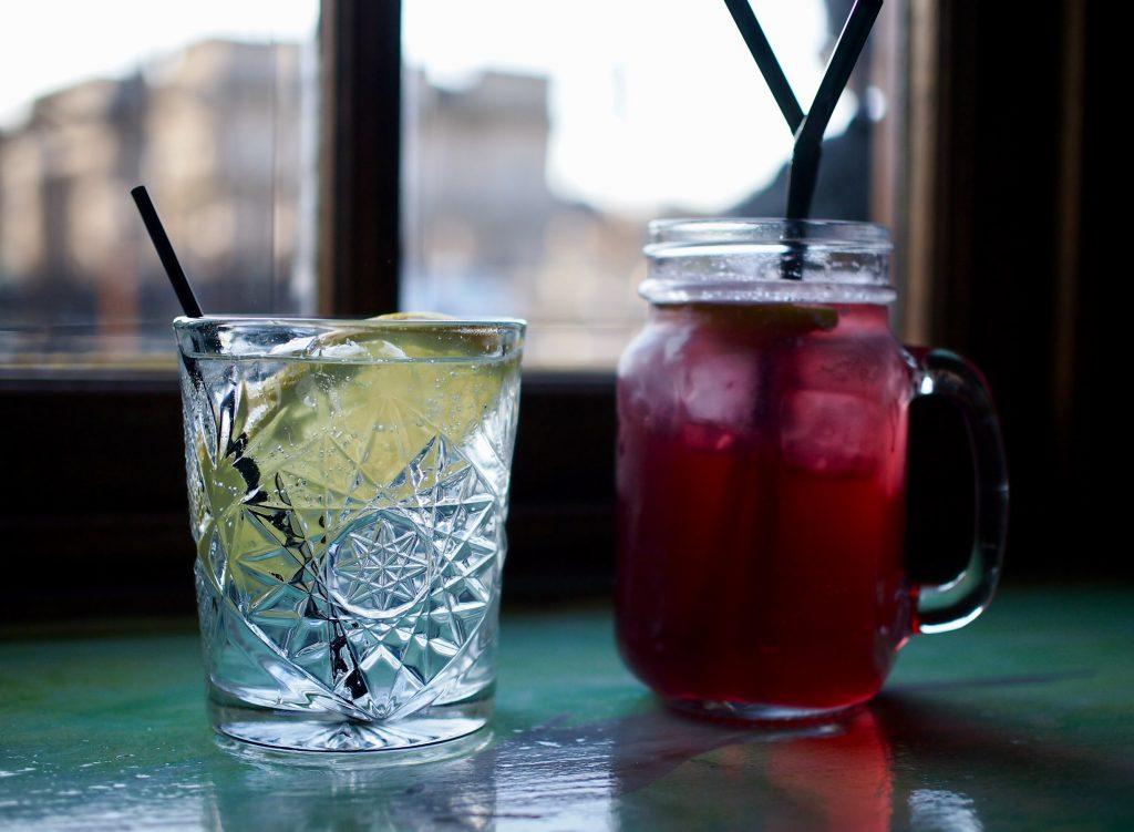 Edinburgh drinks