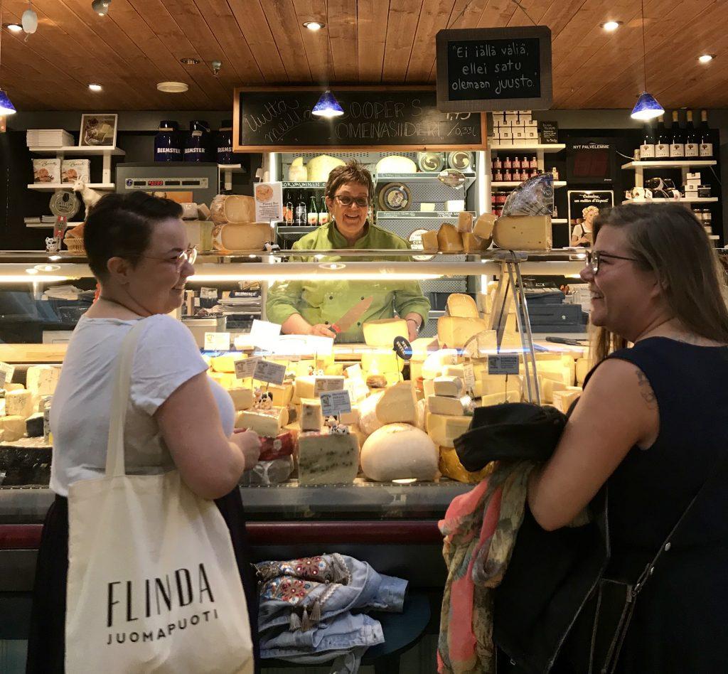 juustosoppi Tampere