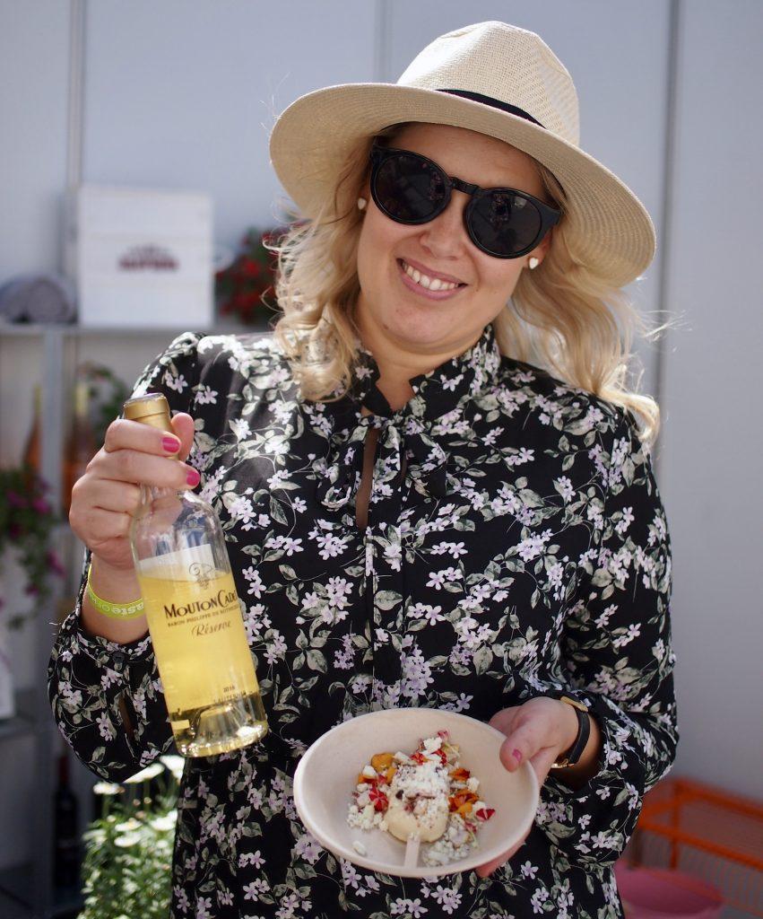 solera jälkiruokaviini taste of Helsinki