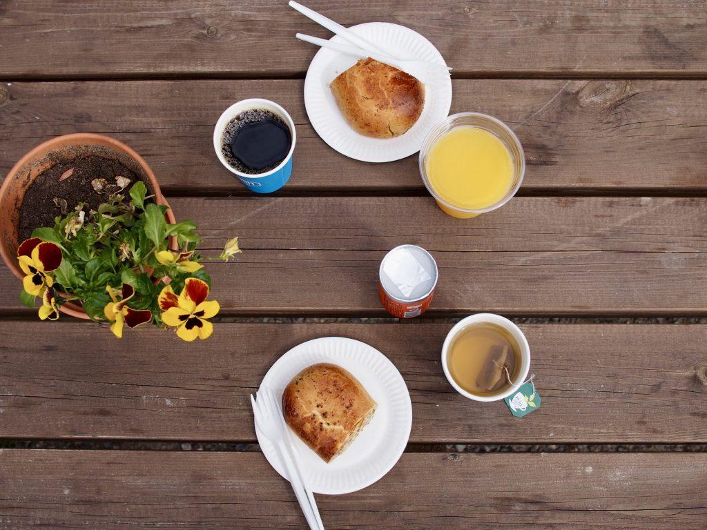 vallisaari aamiainen