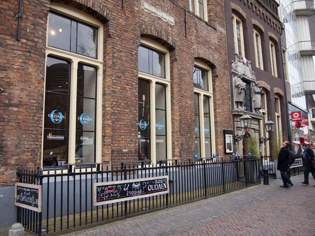 pienpanimokierros Utrechtissa