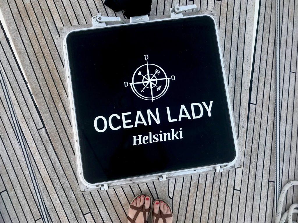 ocean ladies