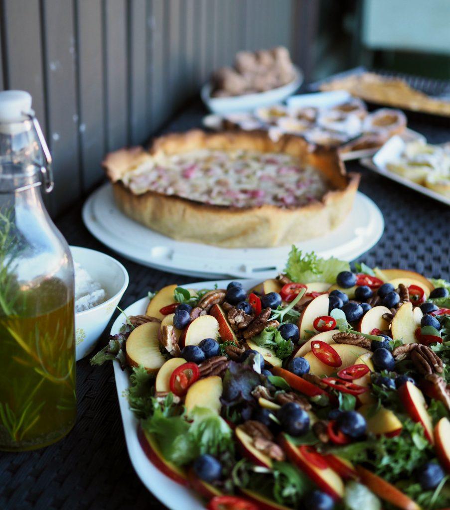 ruokabloggaajien piknik naiset joita ajattelen öisin