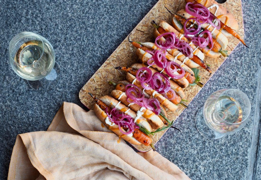 ruokabloggaajien piknik